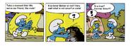Smurf Comic Translate 2