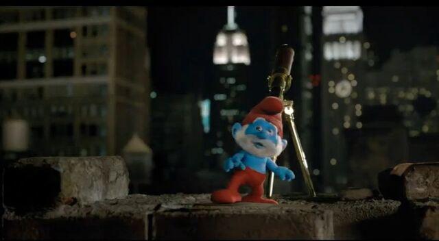 File:Papa Smurf With Stargazer.jpg