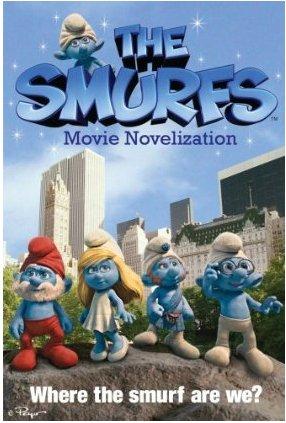 Smurfs Movie Novel