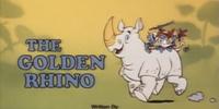 The Golden Rhino