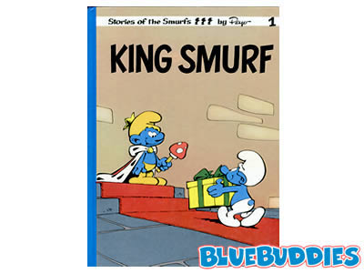 File:King Smurf Comic.jpg