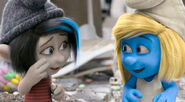 Vexy-and-smurfette