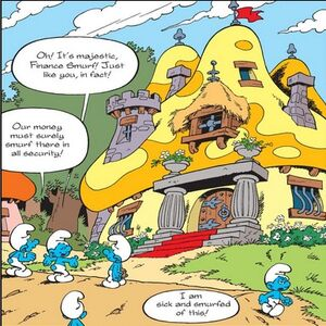 First Smurf National Bank 2