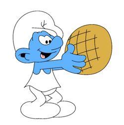 Biscotti Smurf Current