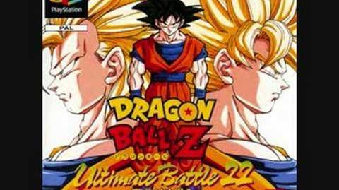 Dragon Ball Z Ultimate Battle 22 Hikari no Will Power Theme