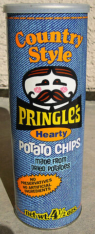 File:Country Style Pringles Potato Chips canister 1970's.jpg
