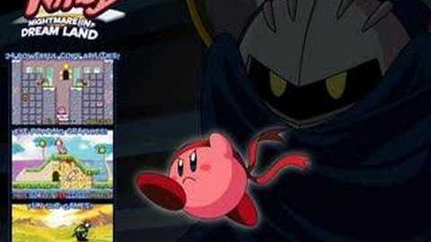 Kirby Nightmare in Dreamland - Grape Garden