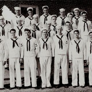 The sailors of the Prospero.