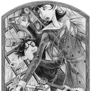 Primary Image: Klaus and Violet inside the Freaks' Caravan