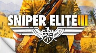 Sniper Elite 3 Soundtrack 1 OST ( Main Theme )