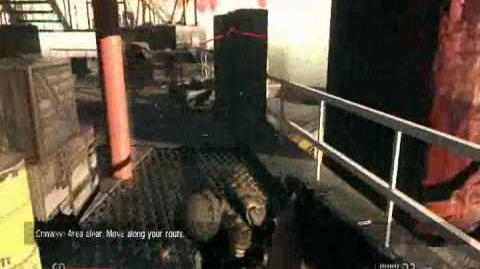 Sniper Ghost Warrior - Weapon Demonstration - AKS 74