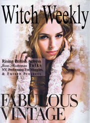 Witch Weekly Issue
