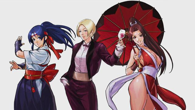File:KOF02UM-WomenFighters.jpg