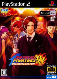 250px-Cover The King of Fighters 98 Ultimate Match