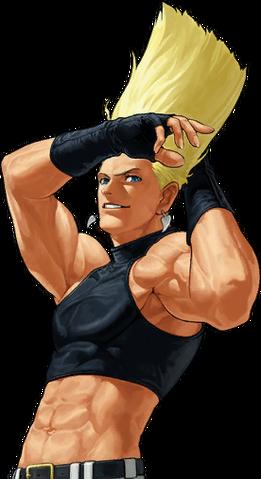 File:KOFXII-Benimaru-CharacterSelect.png