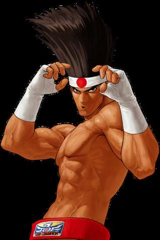 File:KOFXII-Joe-CharacterSelect.png