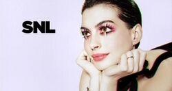 SNL Anne Hathaway