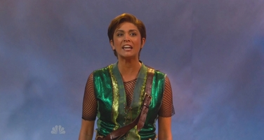 File:SNL Cecily Strong as Allison Williams (Image 01).jpg