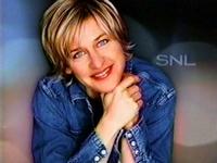 SNL Ellen DeGeneres