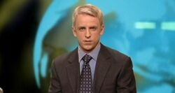 SNL Seth Meyers - Anderson Cooper