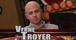 SNL John Milhiser as Verne Troyer