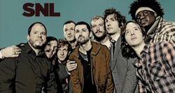 SNL Bon Iver