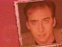 SNL Nicolas Cage