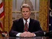 SNL Michael McKean - Bill Clinton