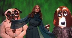 SNL Katy Perry as Florence Welch