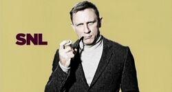 SNL Daniel Craig