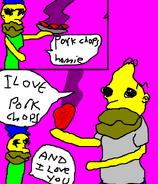 Simpsons comic 2009 02
