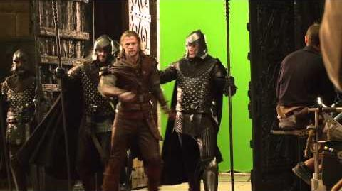 """Snow White and the Huntsman - Featurette """"Colleen Atwood"""""""