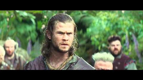 """Snow White and the Huntsman Clip - """"The Dwarves follow Snow White into the Enchanted Forest"""""""