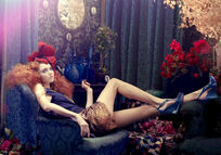 Lily Cole by Diamonds - Plastic Dreams 6 Fa