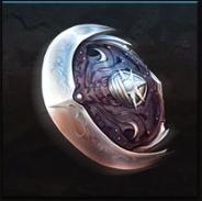 Unyeilding shield
