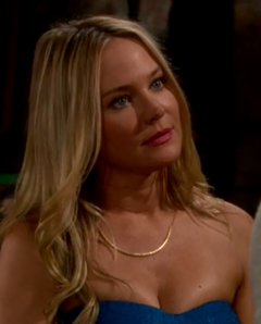 Sharon Case as Sharon Newman