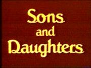 Sons and daughters au-show