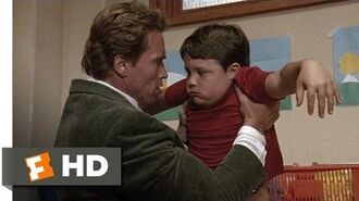 It's Not a Tumor! - Kindergarten Cop (6 10) Movie CLIP (1990) HD-1