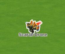 Scarab drone