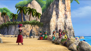 Princess Zooey & Other Princesses Stranded on Island