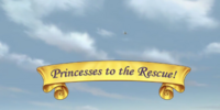 Princesses to the Rescue!
