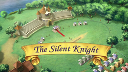 The Silent Knight titlecard