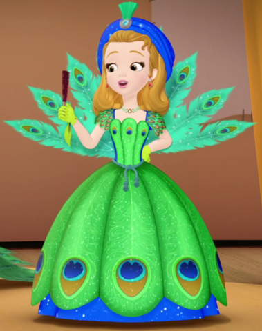 File:Amber in peacock gown.png