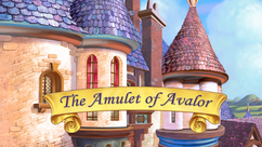 The Amulet of Avalor title card