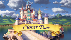 Clover Time title card
