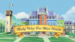 Make Way for Miss Nettle title card