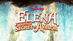 Secret of Avalor title card