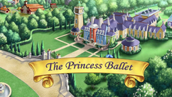 The Princess Ballet title card