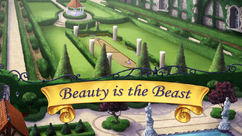 Beauty is the Beast title card