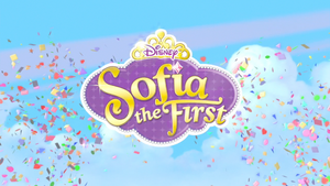 Sofia the First title card